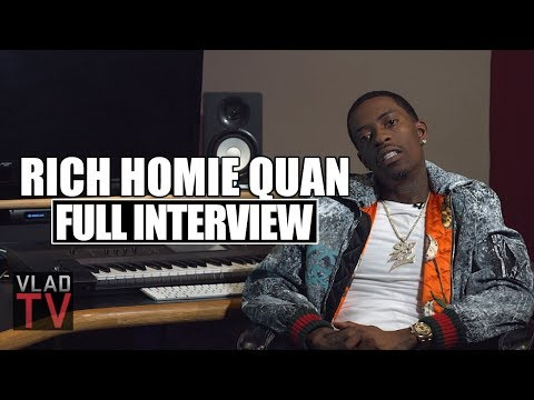 Rich Homie Quan on Kendrick, Trapping, Money Buying Happiness (Full Interview)