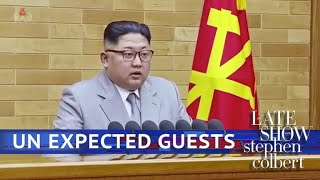 Kim Jong-Un's First Impression Of Mike Pompeo