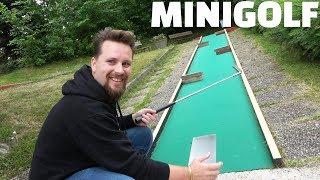 WHIPPIT vs POLSKI - MINIGOLF