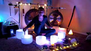 Mojos Sound Bowl, Gong and Meditation Experience