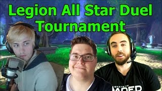 [Legion] All Star Duel Tournament Ft. Sodapoppin, Hansol, Bajheera, Hotted, And More