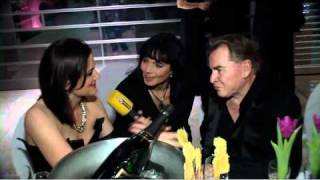 Top Party 2011: Susanne Kellermann und Fritz Wepper