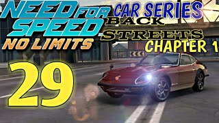 Need For Speed No Limits -Car Series: Back Streets - Chapter 1 | Episode 29