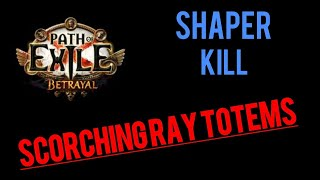 Milkys Scorching Ray Totems Shaper