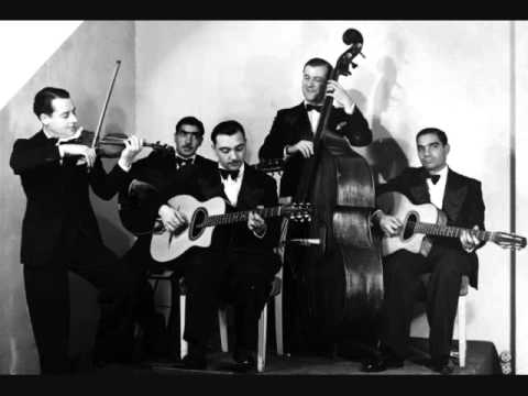 Django Reinhardt - Begin The Beguine - Rome, 01 0r 02. 1949