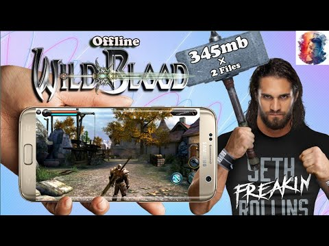 WILD BLOOD FOR ALL ANDROID DEVICE/HIGHLY COMPRESSED/WITH GAMEPLAY/HINDI.