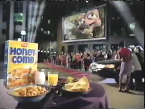 Honeycomb Commercial  Hollywood 2003