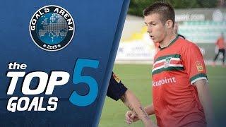 TOP 5 GOALS 25 kolo JSL 2013 14