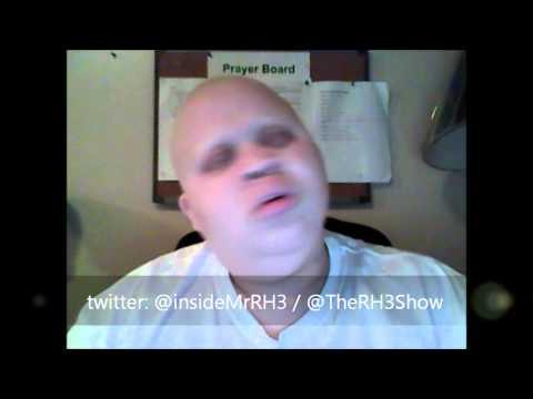 "The RH3 Show - Inside Scoop w/ Redd #1: ""I'm Gay vs I'm a Christian"""