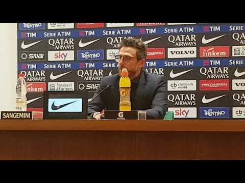 "Conferenza Di Francesco post Juventus: ""Volevamo dedicare una vittoria ai tifosi. Li ringrazio"""