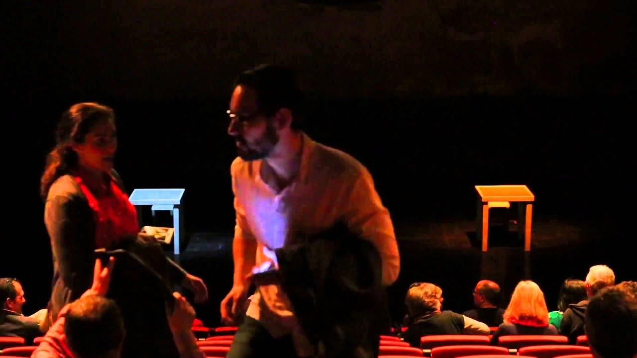 La Mirada del Otro regresa a Sala Cuarta Pared - YouTube