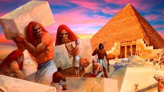 ¿Cómo Trasladaron Estos Inmensos Bloques de Piedra en la Antigüedad?