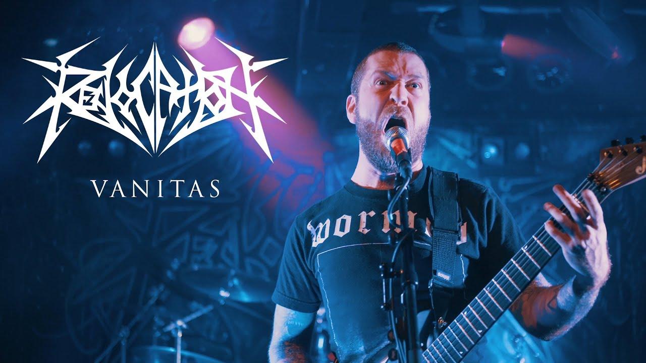 美國金屬樂團 Revocation 單曲影音 Vanitas