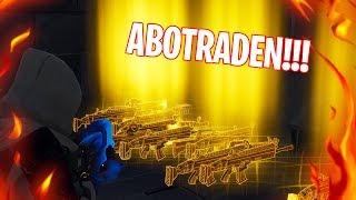 *ABOTRADEN* + FREE TOTENGRÄBER! | BLACK SCAR SKIZZE | Fortnite: Save the world