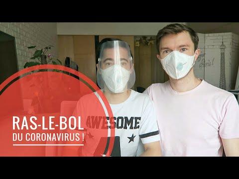 Ras-le-bol du Coronavirus ! Notre vie en Chine