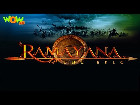 Ramayana The Epic - English Movie - WITH SPANISH SUBTITLES!