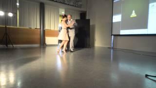 """Andrea Ballestero y Martín Pargana bailan para """"Ricomincio da te"""" 2"""