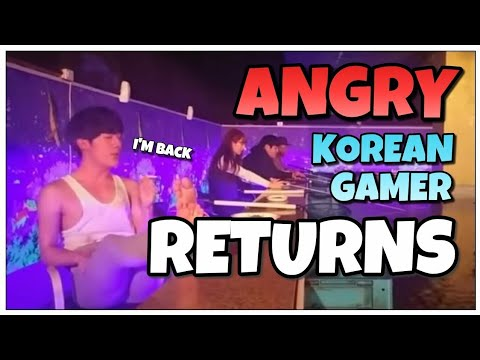 RETURN OF THE ANGRY KOREAN GAMER!