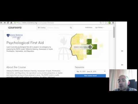 Курсы первой медицинской помощи (видео урок) - смотреть