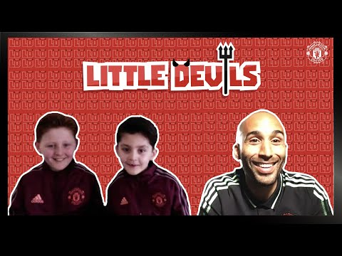 Lee Grant Meets The Little Devils | Manchester United | Episode 2 | NEW SERIES