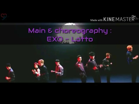 Kpop Random Song Challenge {EXO - Lotto} [Audio]
