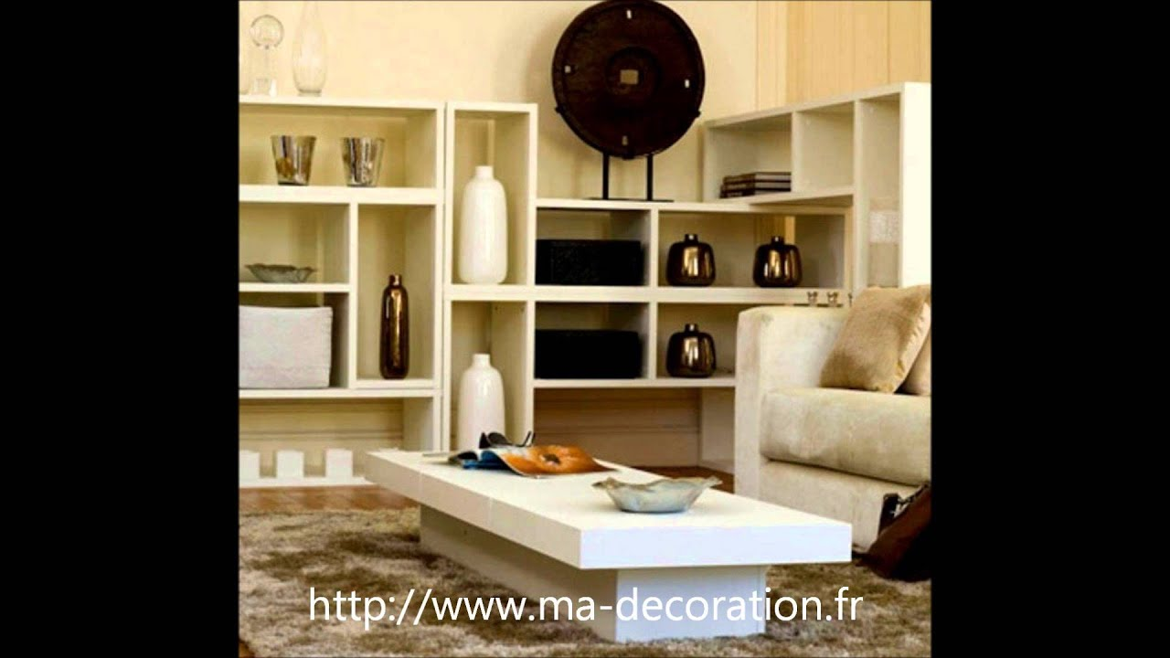 d coration salon les tendances d co du moment youtube. Black Bedroom Furniture Sets. Home Design Ideas