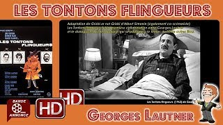 Les Tontons flingueurs de Georges Lautner (1963) #MrCinéma 6