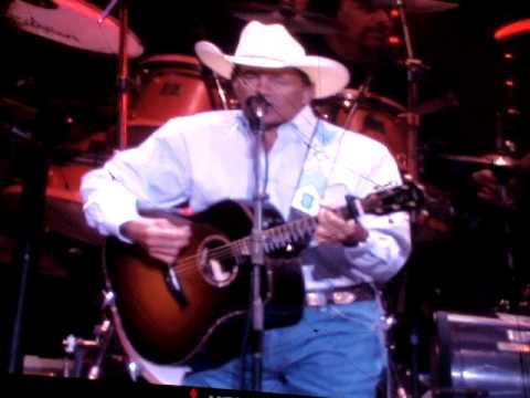George Strait - Cowboy Stadium - Write This Down