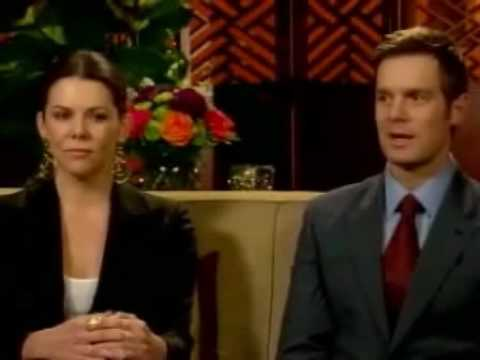 Lauren Graham & Peter Krause  Parenthood returns