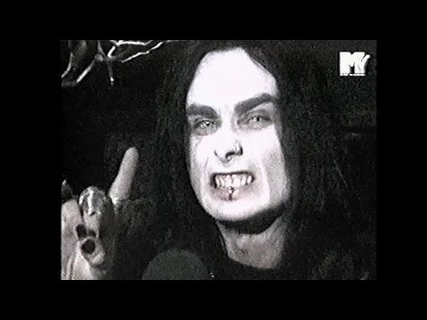 CRADLE OF FILTH - Interview 1997