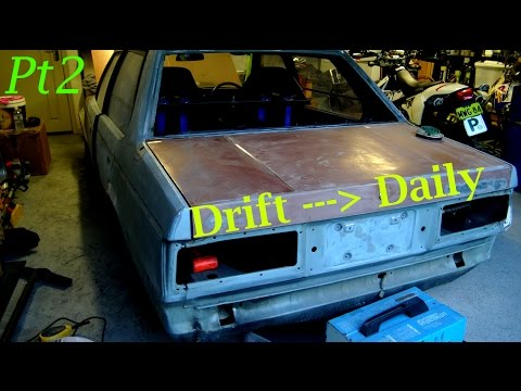 Toyota Corona: From Drift Too Daily Pt2