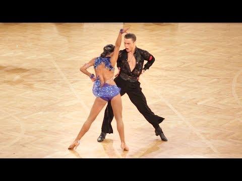 Andrey Gusev - Vera Bondareva, RUS | 2017 World LAT - AOC Vienna - QF C