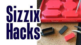 Sizzix Hack - Alter / Modify Steel Rule Die