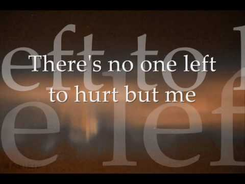 Seether - Because Of Me (lyrics)