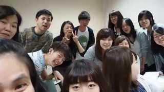 นักศึกษาภาควิชาภาษาไทย จาก Tokyo University of Foreign Studies