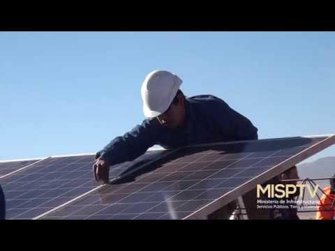 Planta solar cauchari