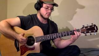 Another Brick In The Wall - Pink Floyd (Fingerstyle Cover) Daniel James Guitar