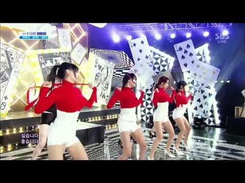 Rainbow Blaxx Cha Cha 11-in-1 Live