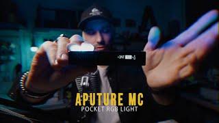 ЛУЧШИЙ TRAVEL СВЕТ ДЛЯ ВАШЕГО ВИДЕО! Aputure MC RGB.