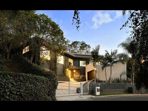 Hollywood Knolls Designer House For Sale 323 854 4607