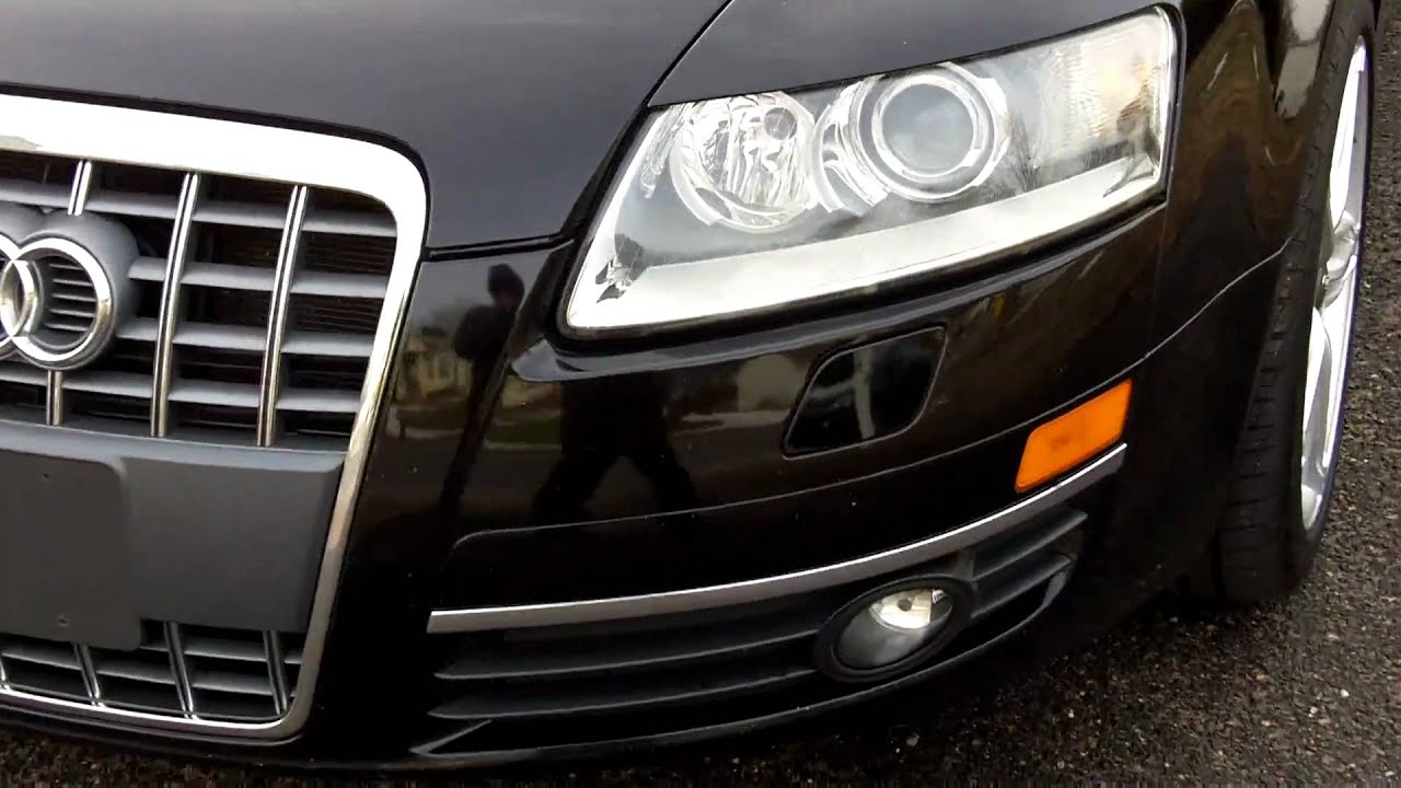 2005 audi a6 with s6 performance package for sale youtube. Black Bedroom Furniture Sets. Home Design Ideas
