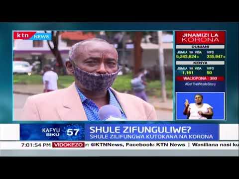 KNUT na UASU wapinga mapendekezo ya kufunguliwa kwa shule