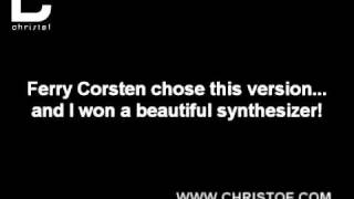 Ferry Corsten - Junk (Christof