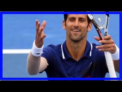 Djokovic is back with a bang at kooyong by j. News