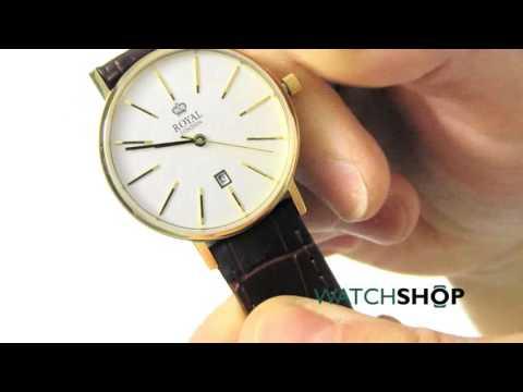 Royal London Ladies' Watch (21297-02)