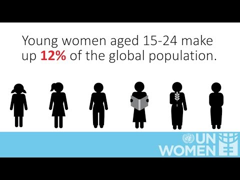 Support HIV prevention among young women  - 23:54-2018 / 11 / 30