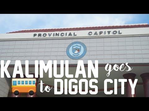 VLOG #4: Trip to Digos City, Davao del Sur | Angela Gonzales