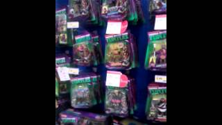 Combi101: (Black Friday) Toy Hunting for TMNT at Target (Stealth #21)