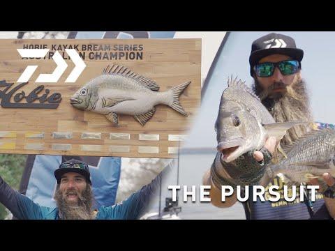 The Pursuit Vol. 4 - Hobie Australian Kayak Fishing Championships