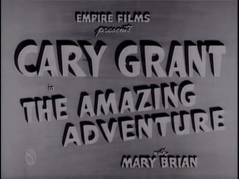 The Amazing Adventure 1936 Drama Romance